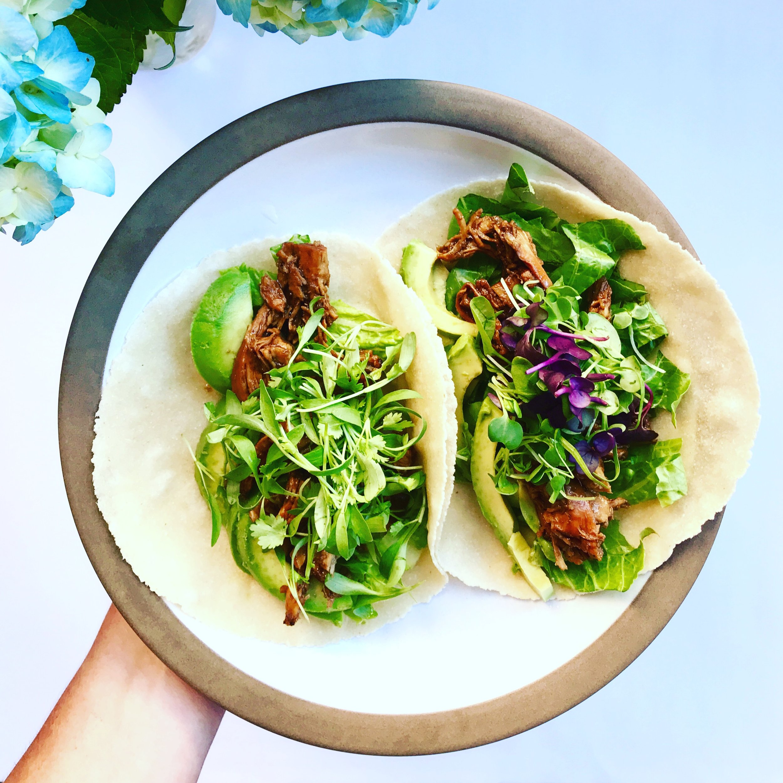 No one is going to make you give up tacos. I promise.