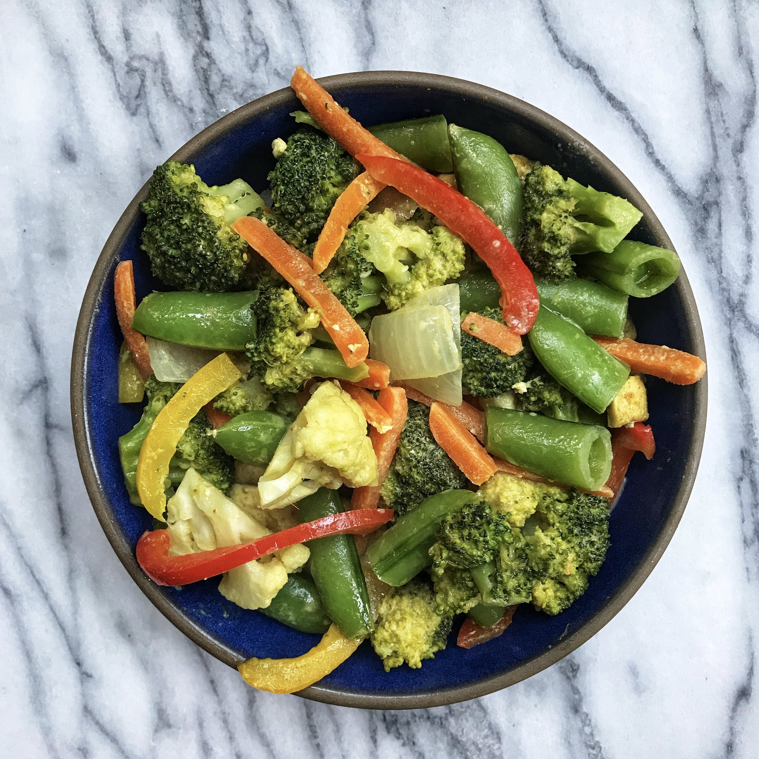 MISFIT WELLNESS GREEN CURRY