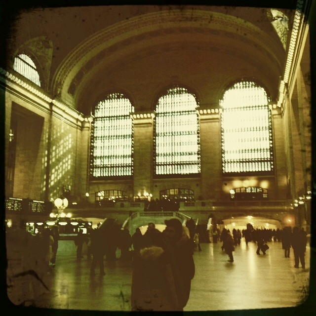The Journey- Grand Central