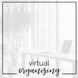 virtual organizing diy charlotte nc