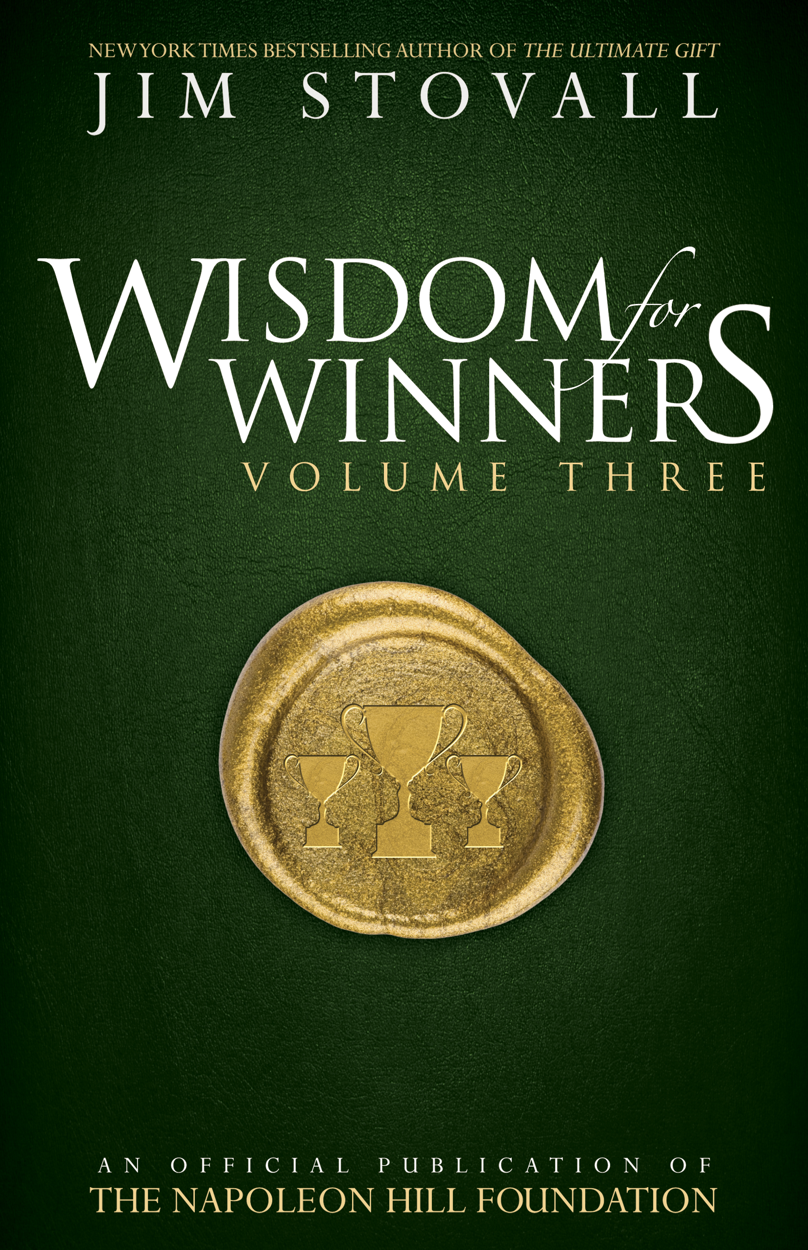 Wisdom for Winners Volume Three - By jim stovall