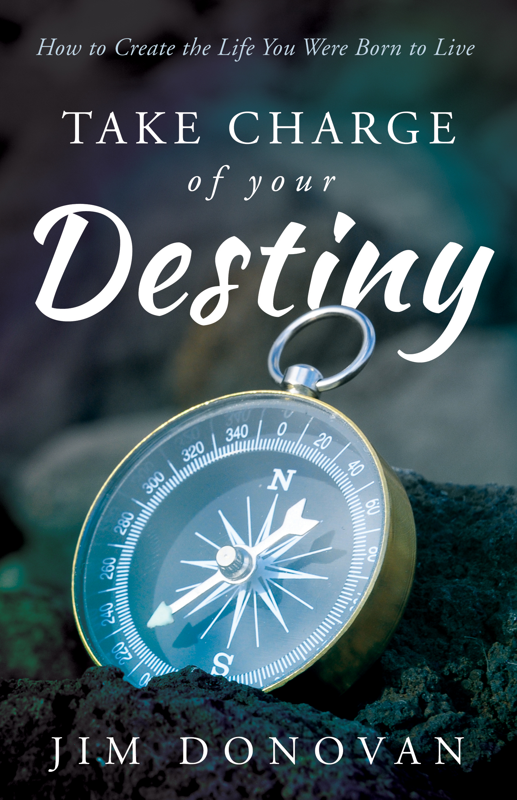 Take Charge of Your Destiny - By jim donovan