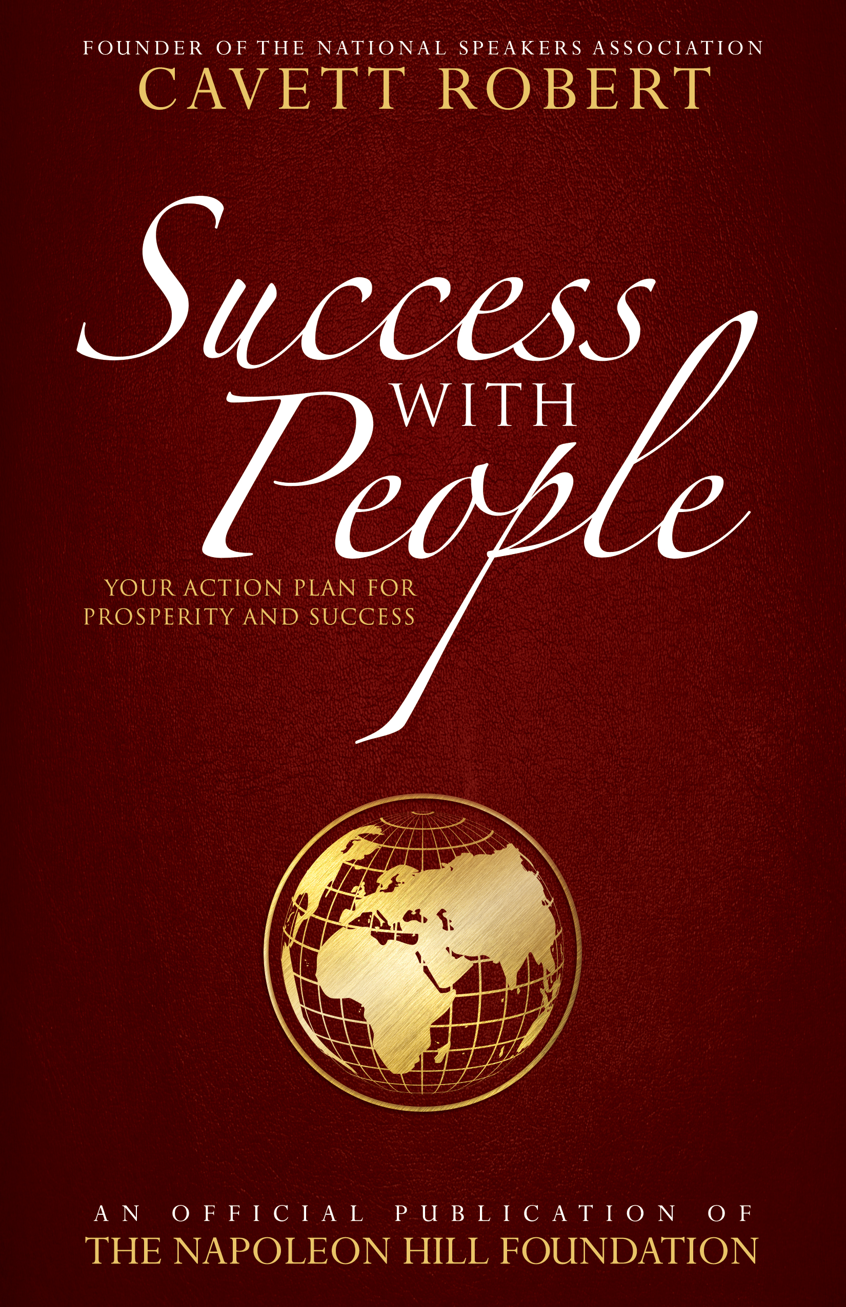 Success with People - By cavett robert