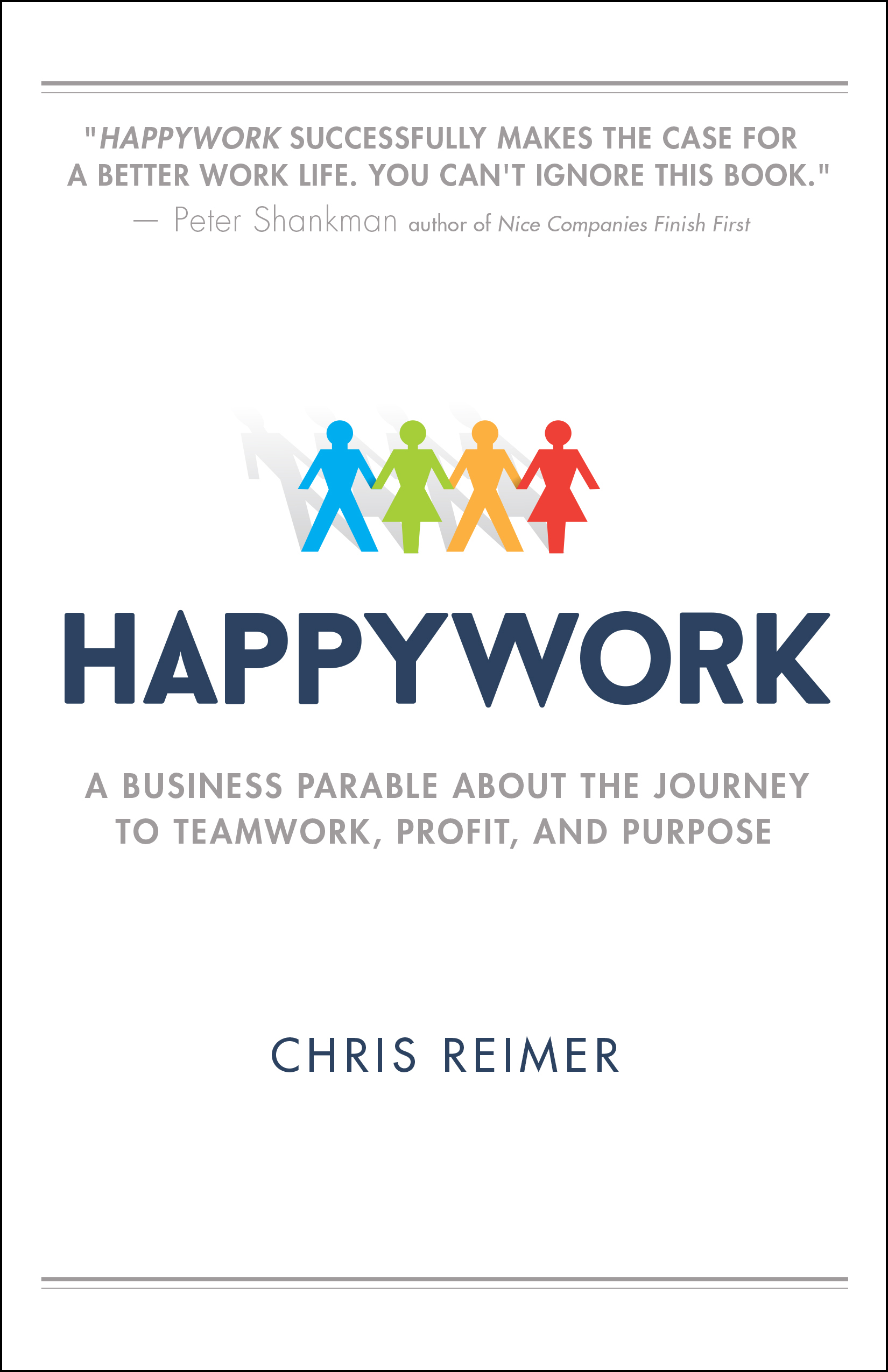 Happywork - By chris reimer