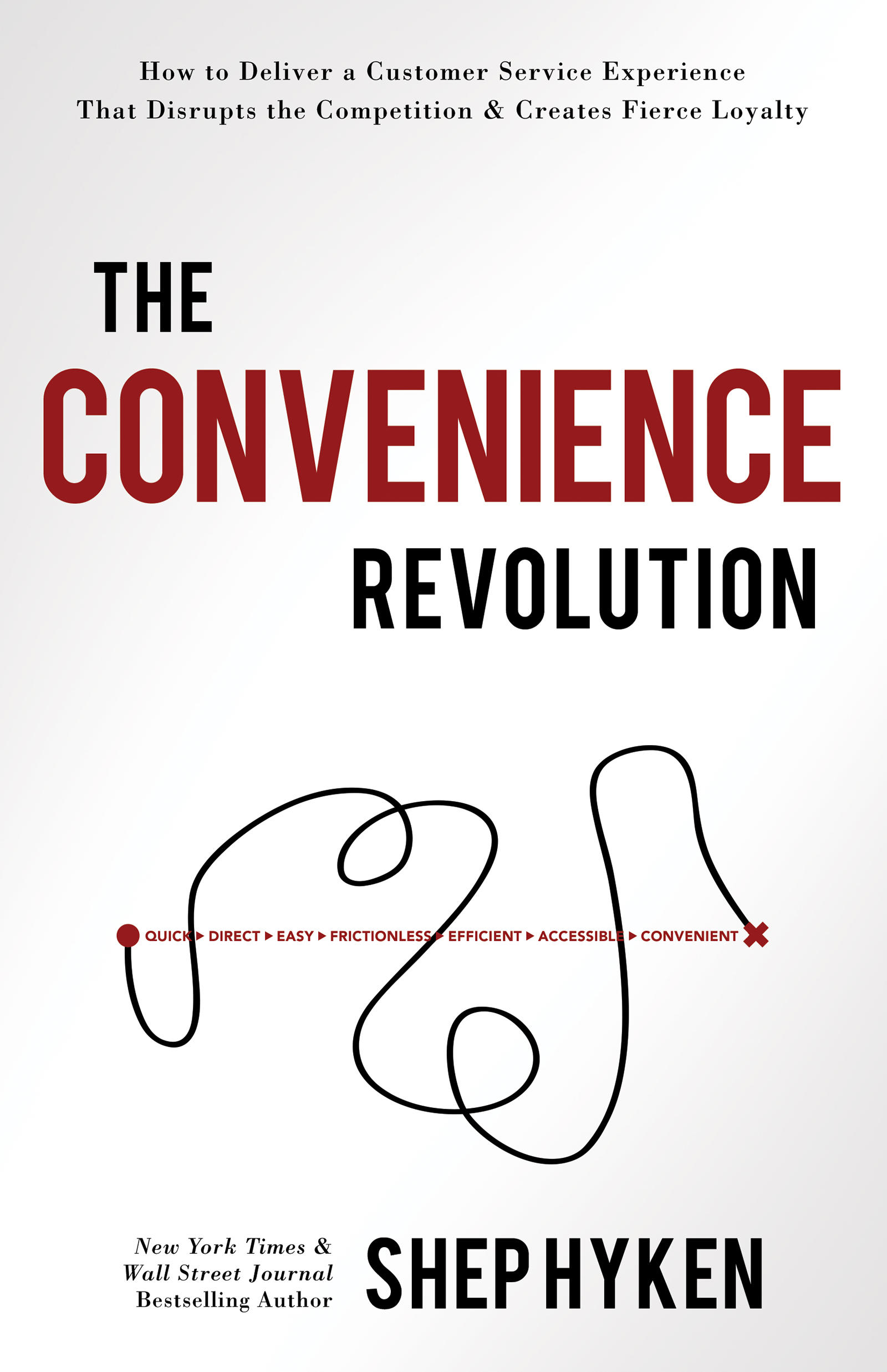 The Convenience Revolution - By Shep Hyken