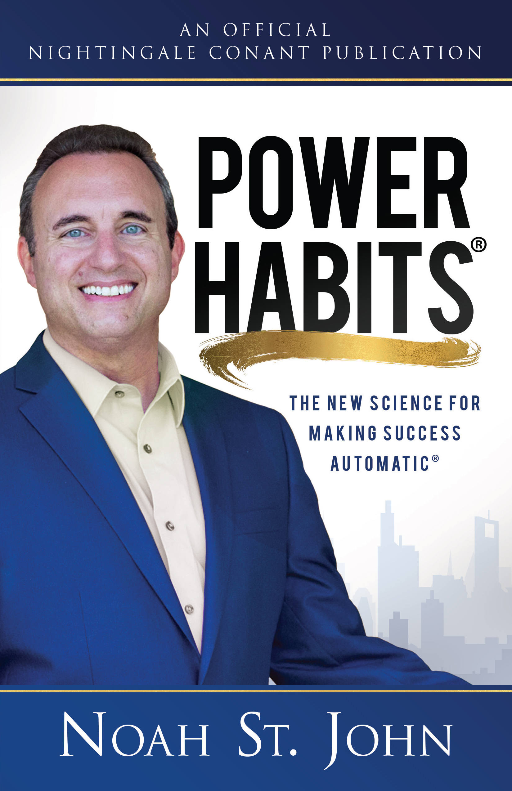 Power Habits - Noah St. John