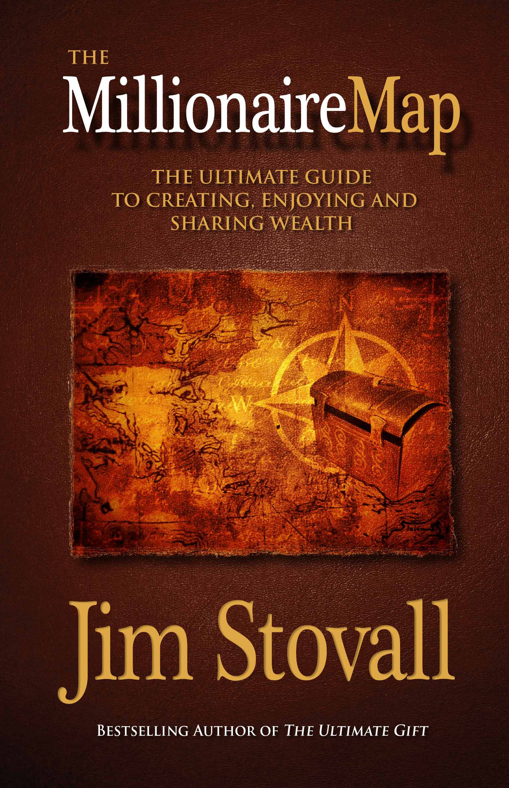 The Millionaire Map - Jim Stovall