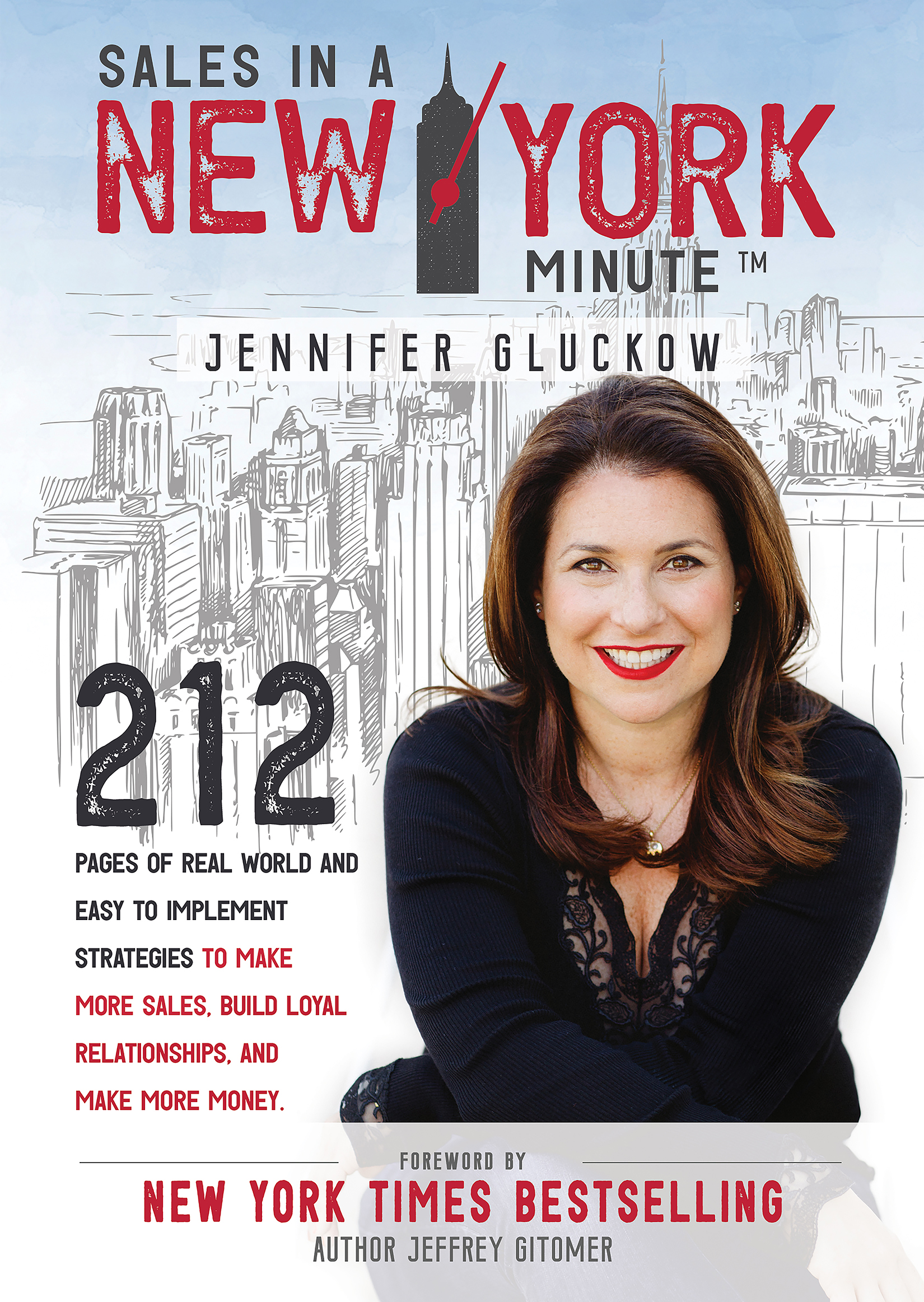Sales in a New York Minute - Jennifer Gluckow