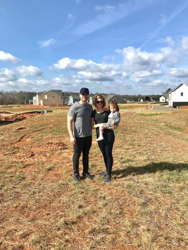 "Our ""Planted"" house will be ready in July!!"