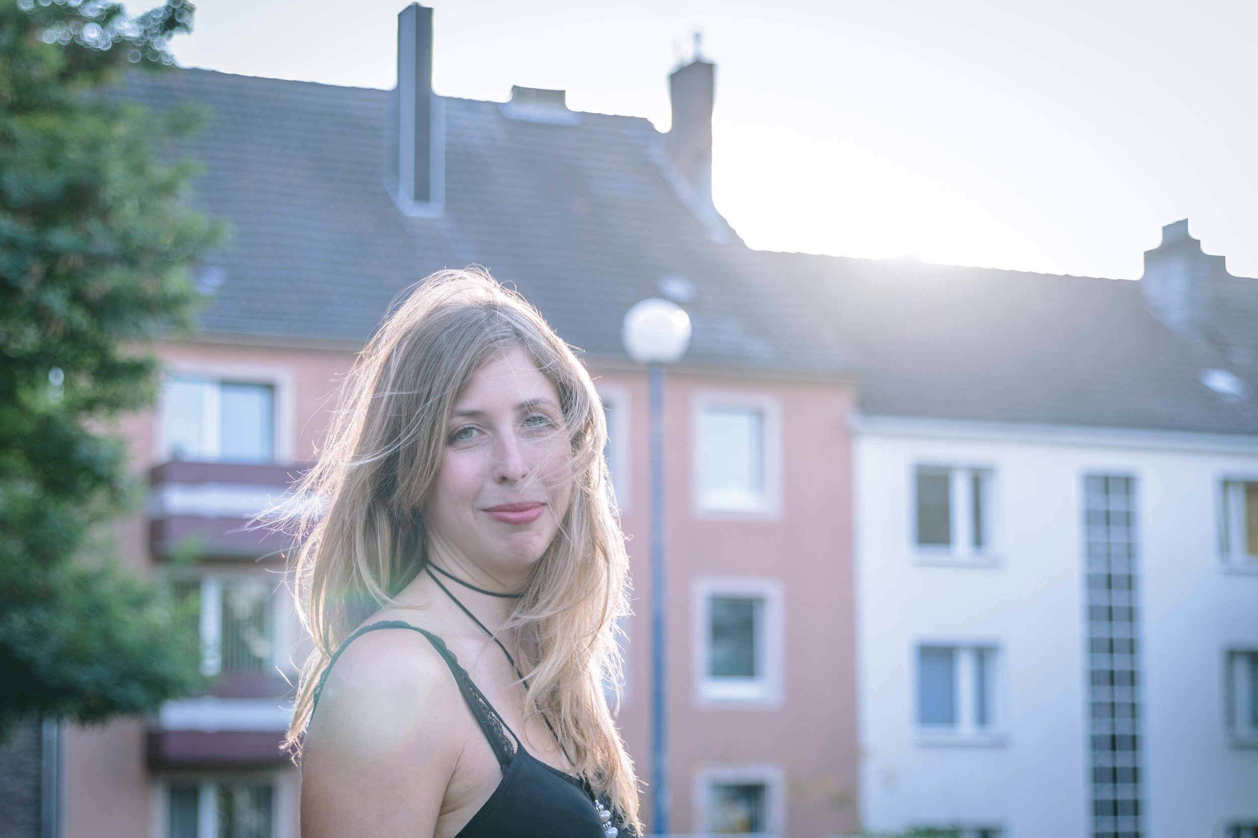 Portrait Session - Model : Berta Tuki