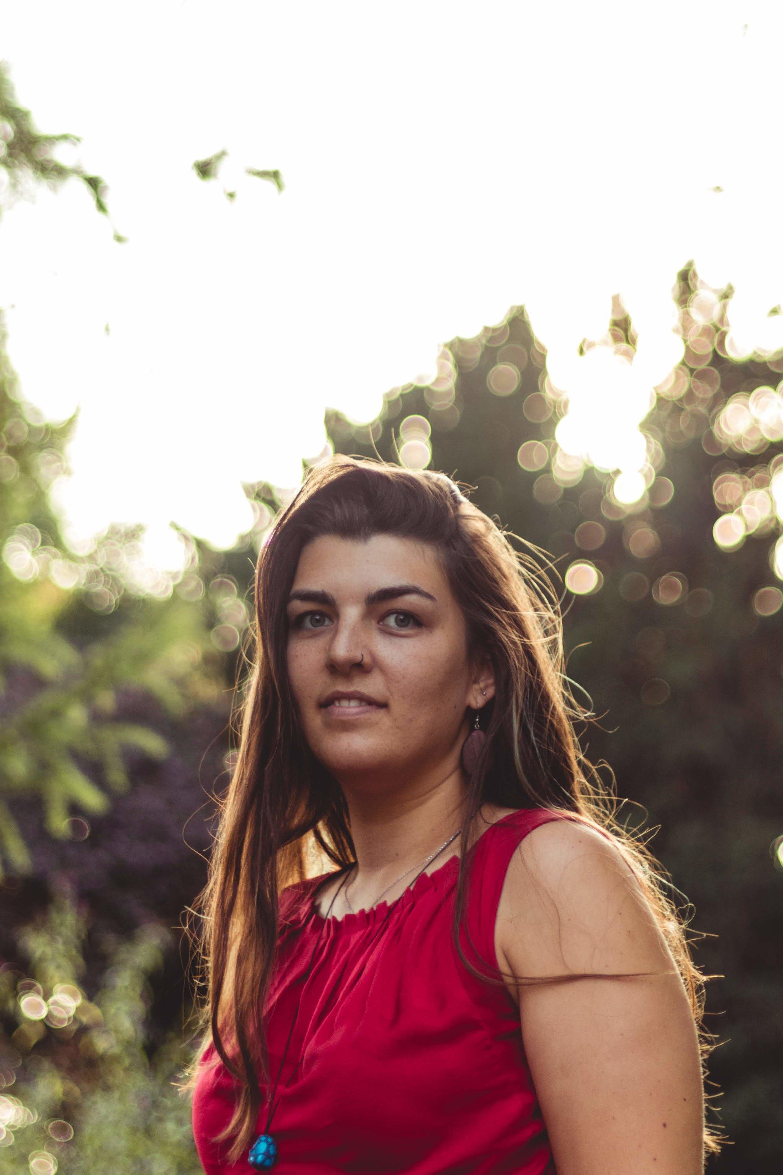 Portrait Session - Model : Minne Marlo