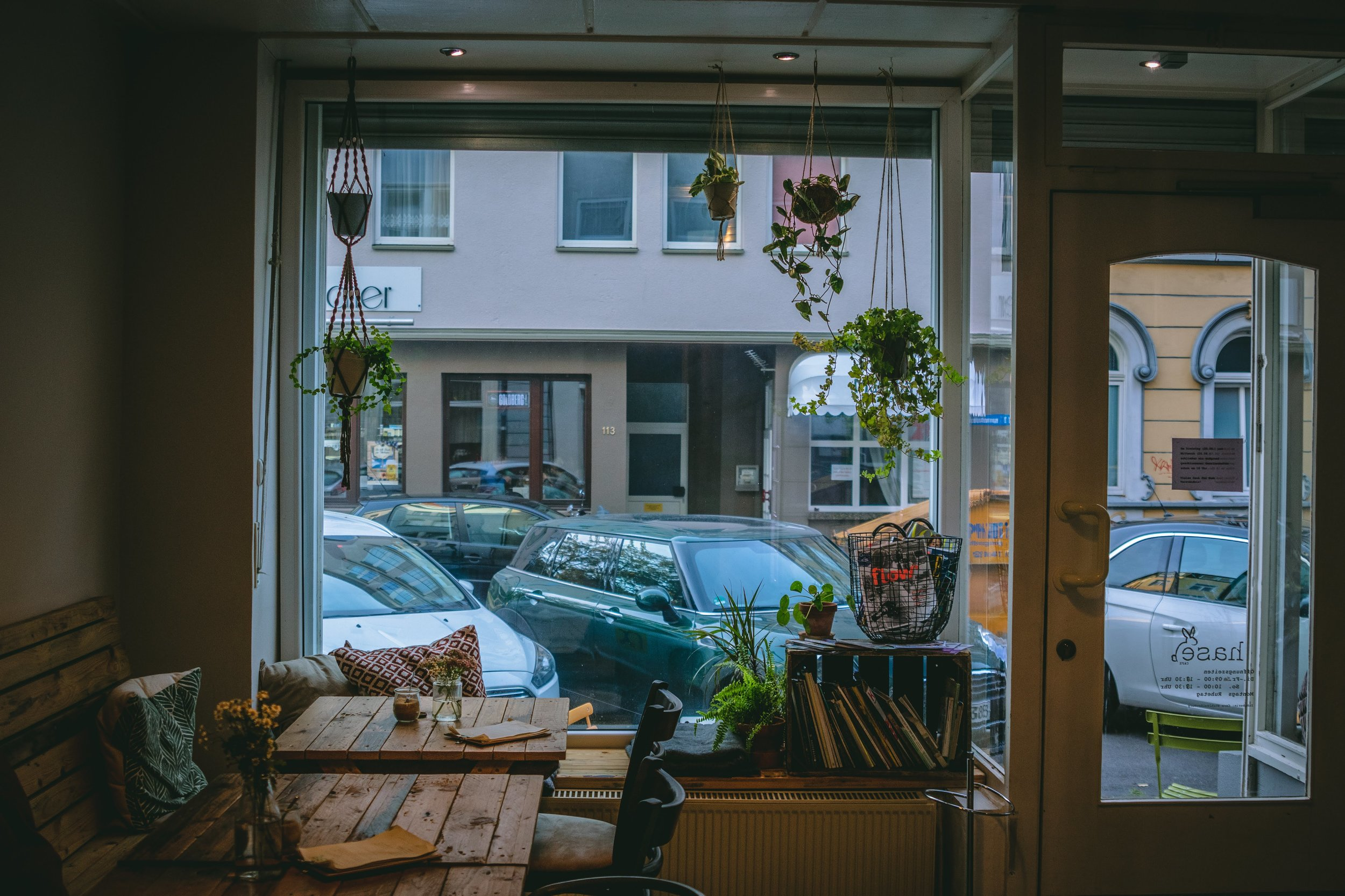 Cafe Hase - Aachen, Germany