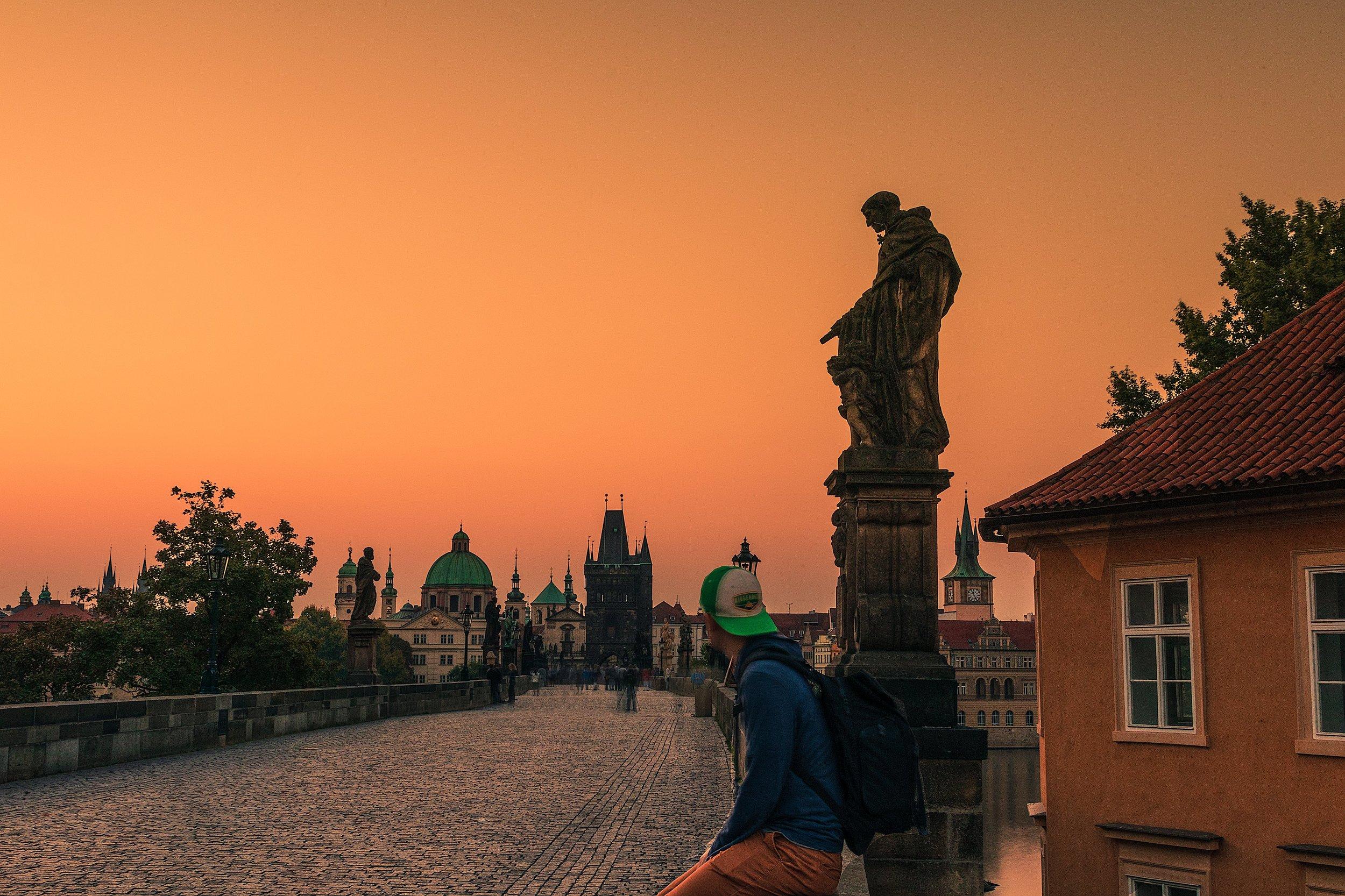 Prague -