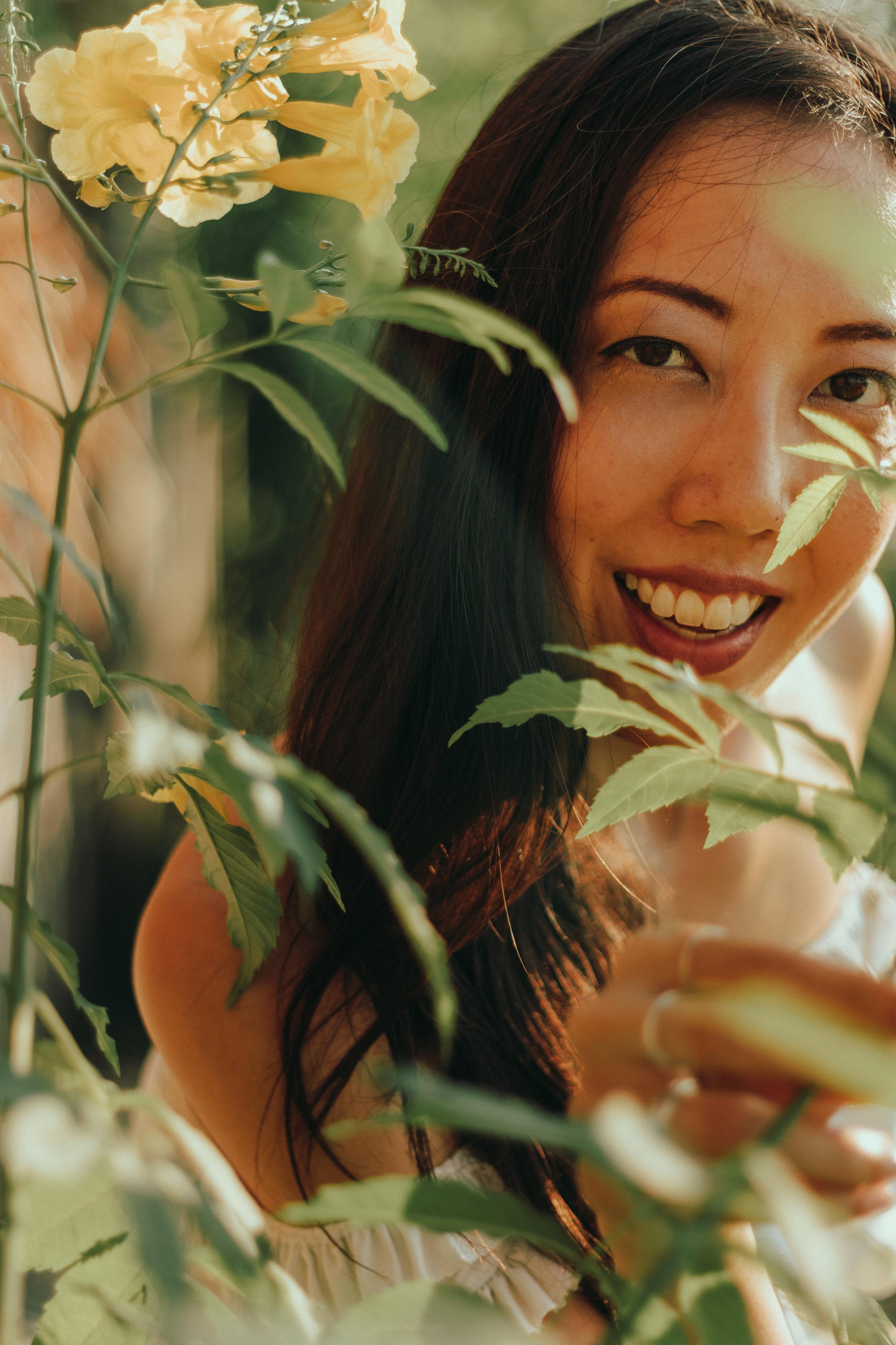 Portrait Session - Model : Jillian Wu