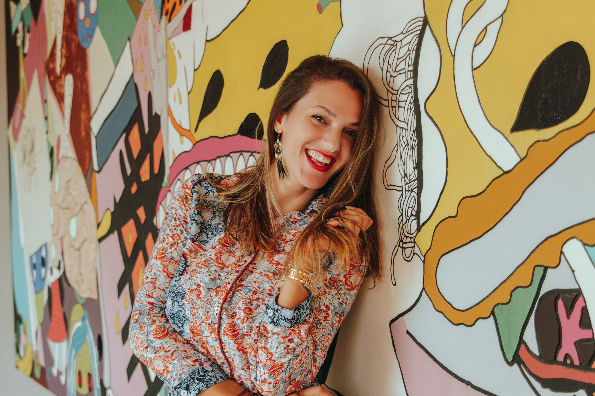 Portrait Session - Model : Marina Luca