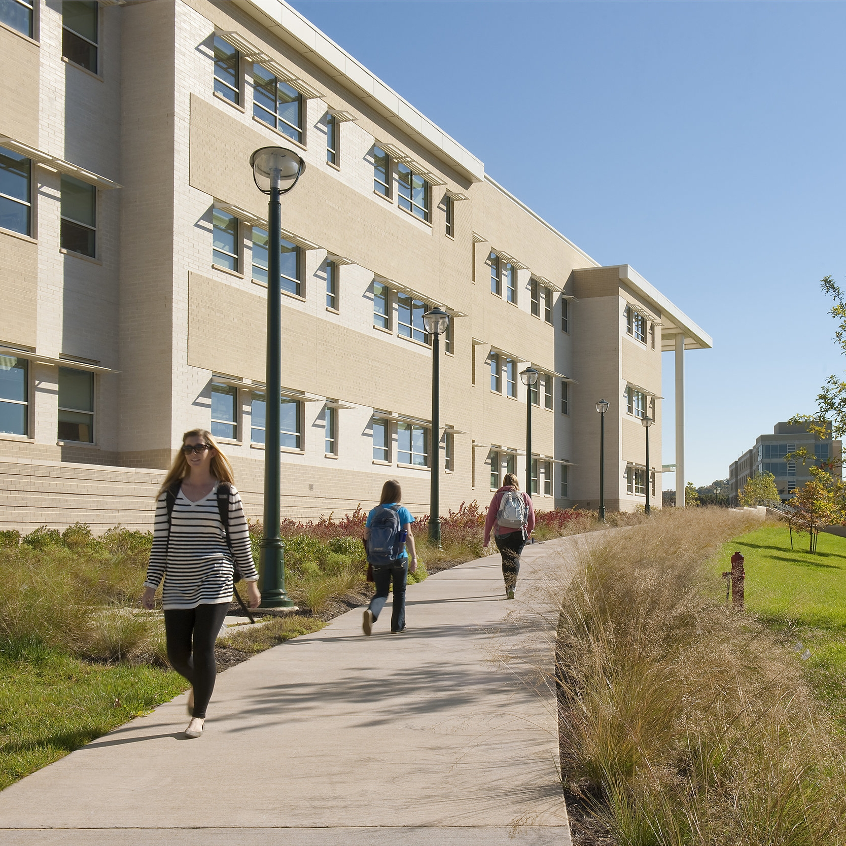 CAMPUS & INSTITUTIONAL - Ecologically Connected, Socially Vibrant
