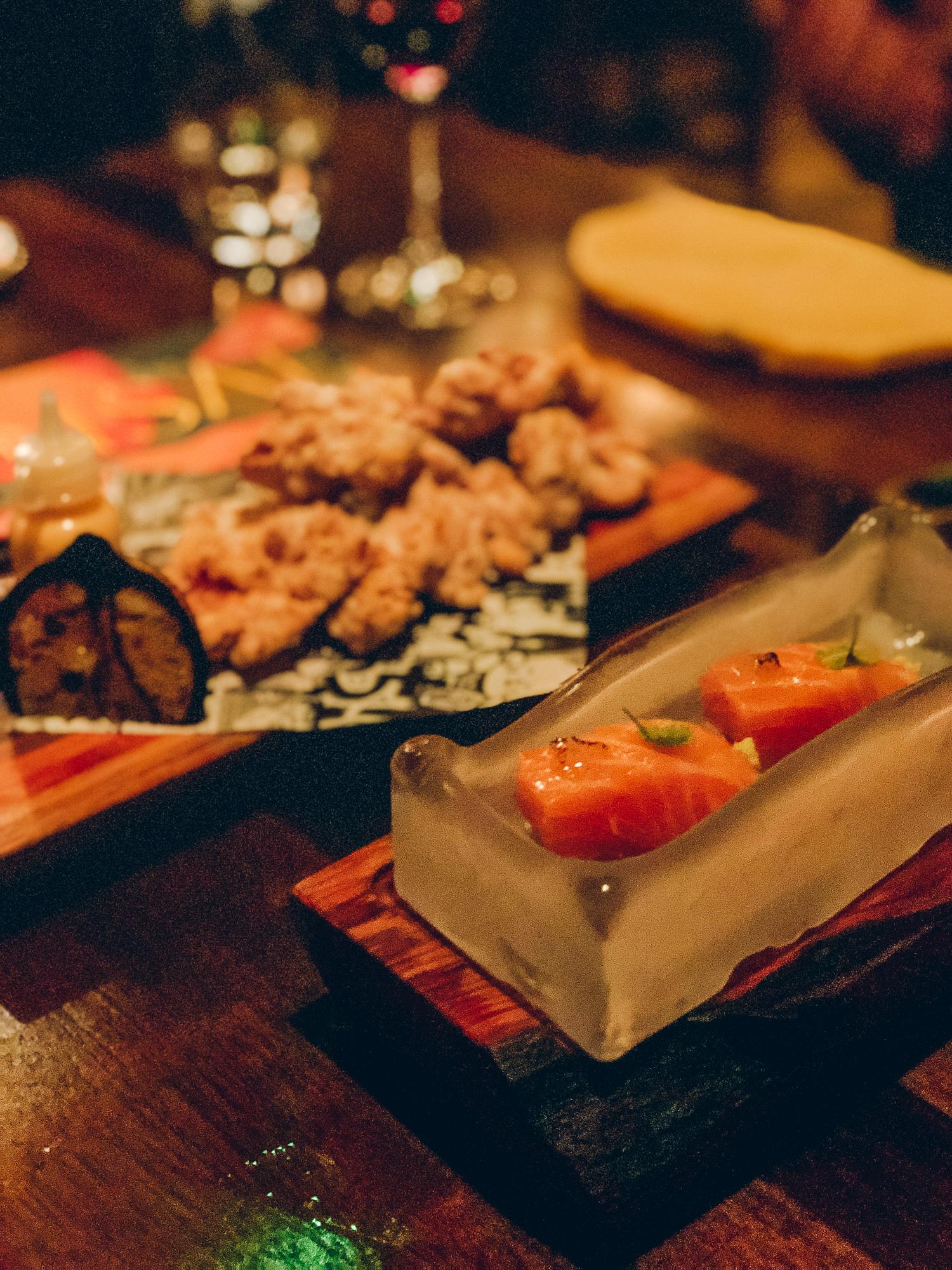 Dinner at Taste by Rustic