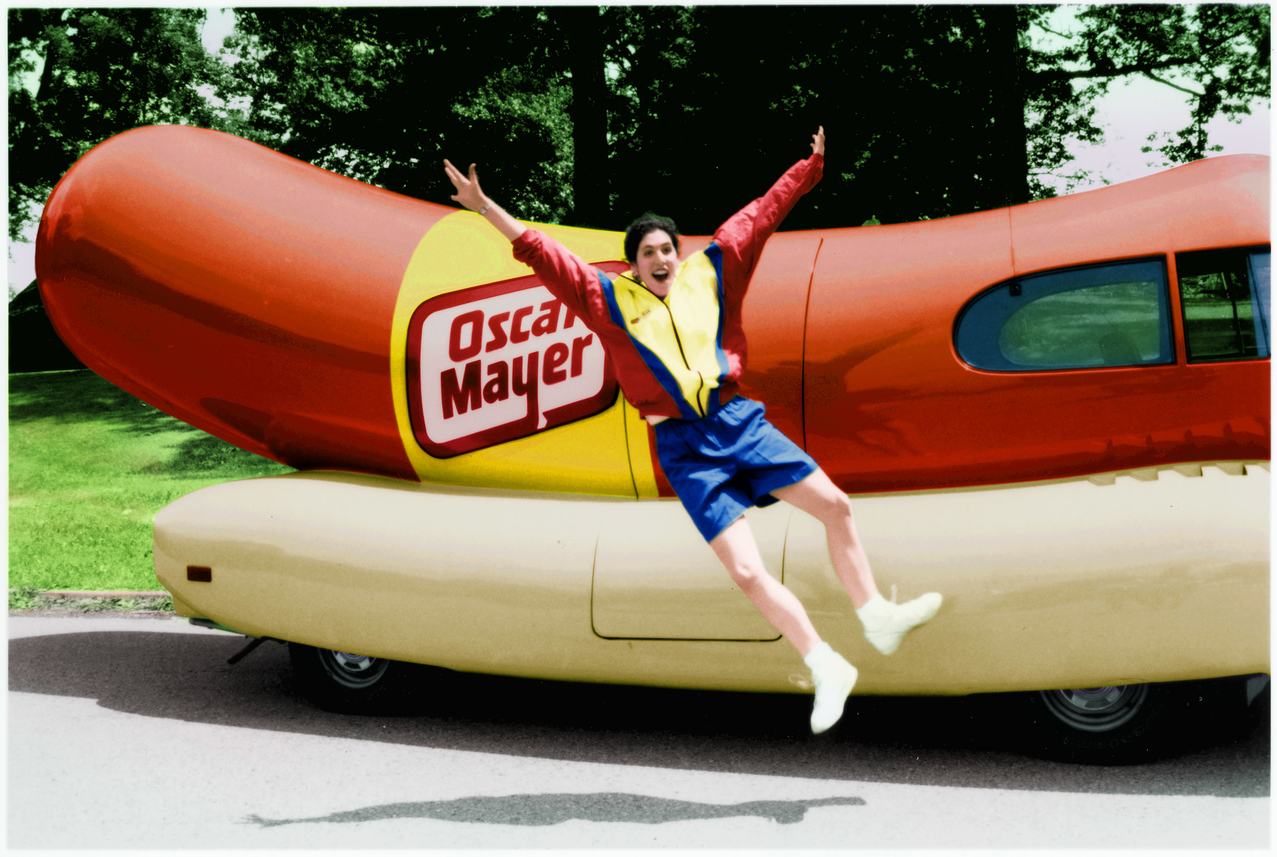 Dreaming of Driving The Wienermobile (Forbes)