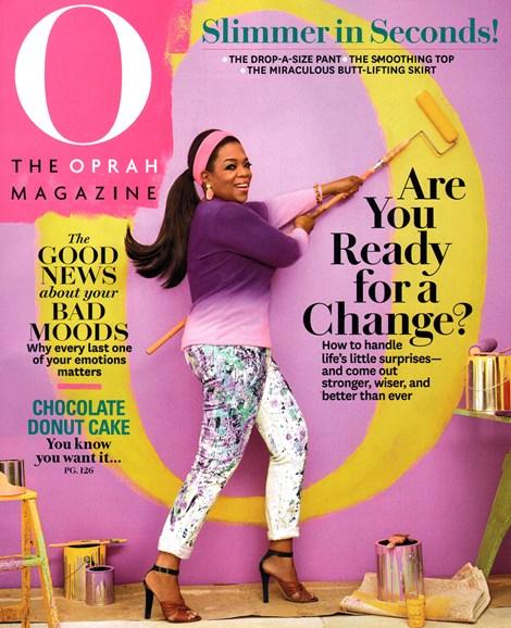 The quintessential vision board magazine.