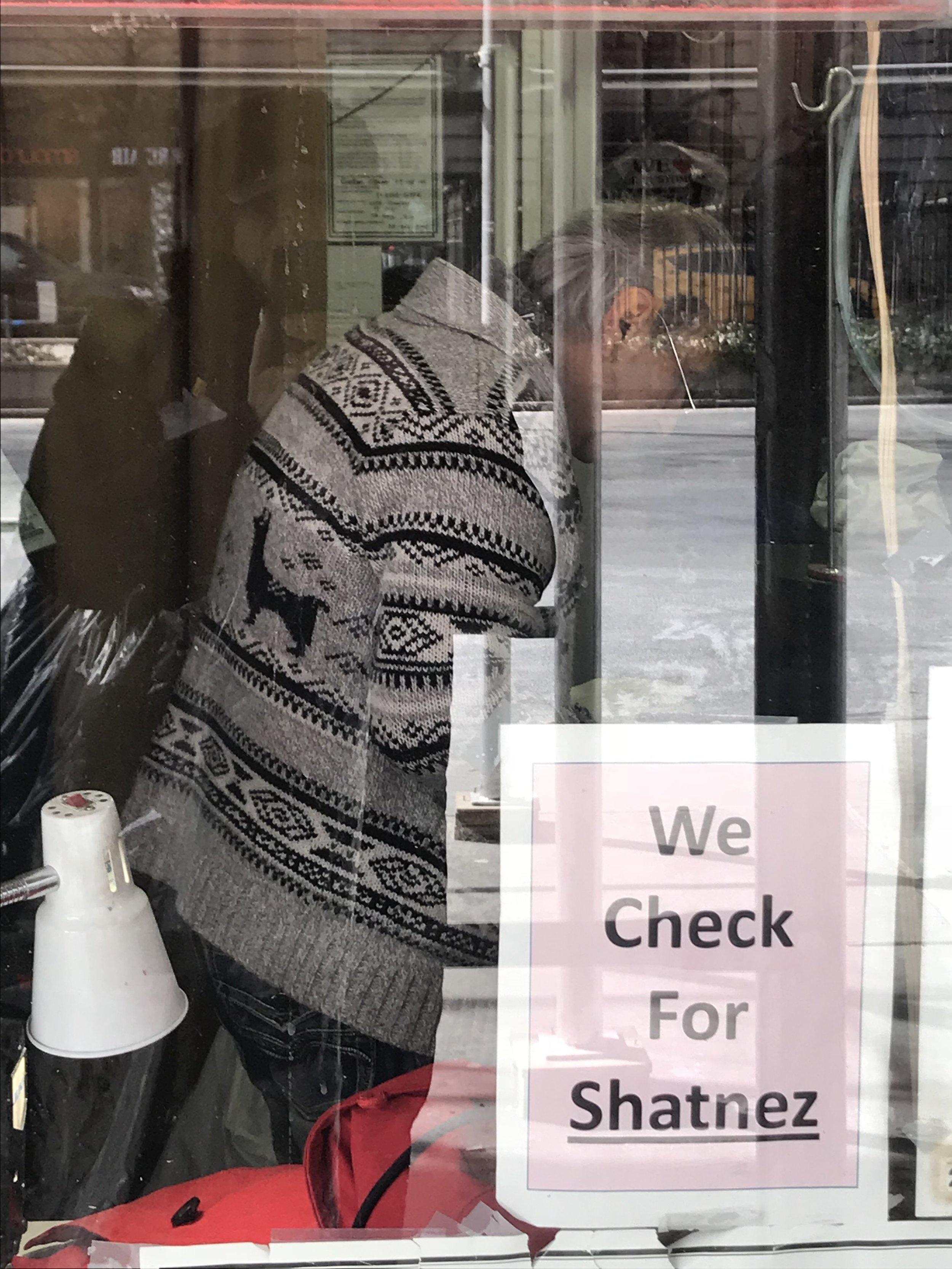 Tailor extraordinaire, Uri