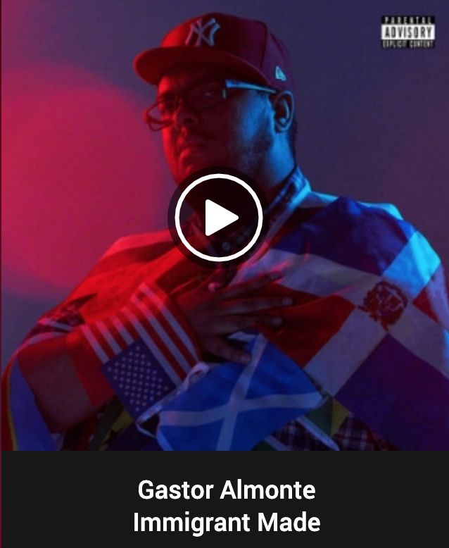 Gastor is one of the funniest people I know.  Download his comedy album asap.