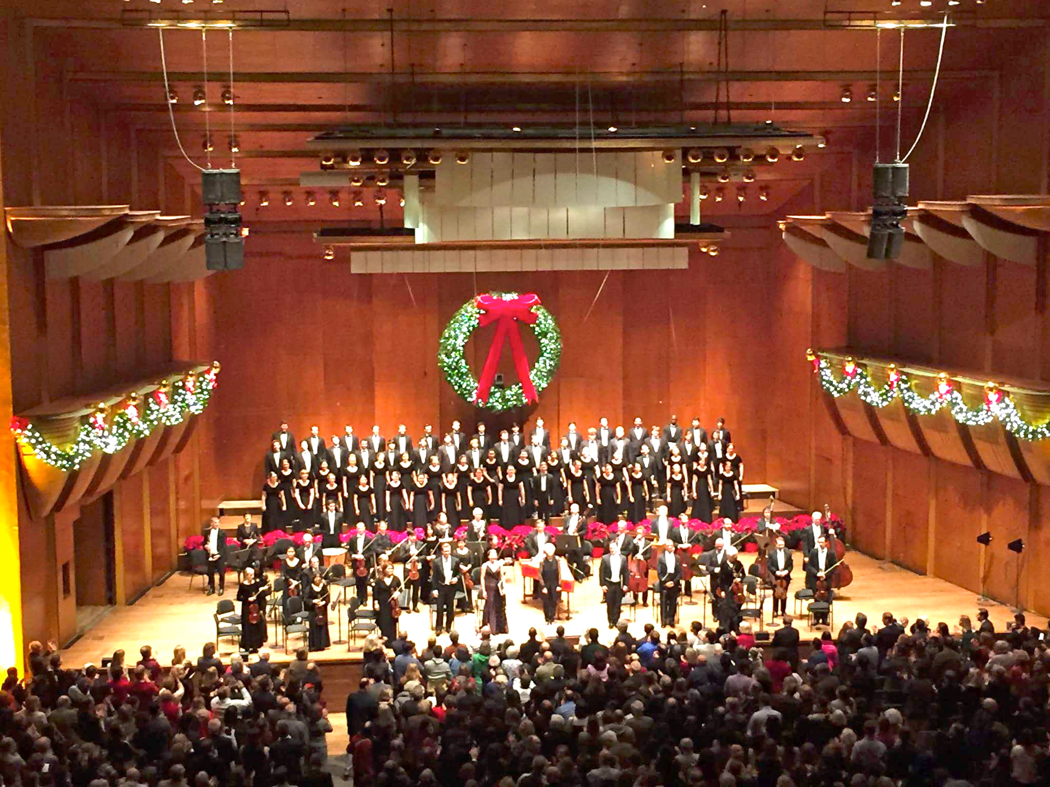 "New York Philharmonic, Handel ""Messiah,"" Jane Glover (conductor)"