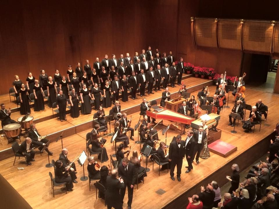 "New York Philharmonic, Handel ""Messiah,"" Gary Thor Wedow (conductor)"