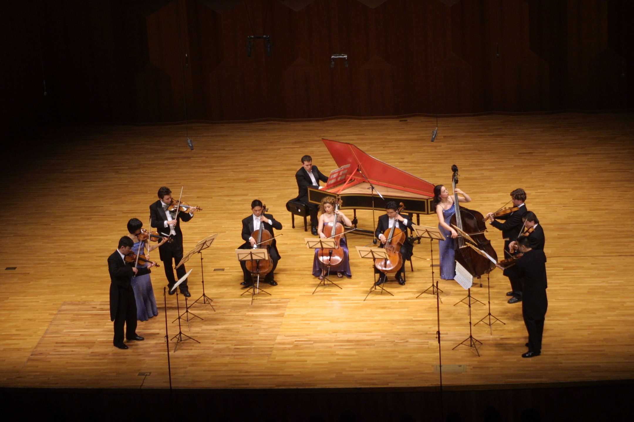 International Sejong Soloists at National Arts Center, Seoul, South Korea