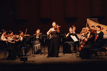 International Sejong Soloists with Kyung-Wha Chung (violin)