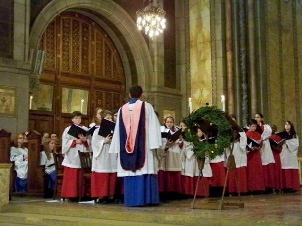 Service of Advent Lessons & Carols