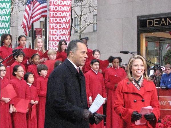 TODAY on NBC, 2008