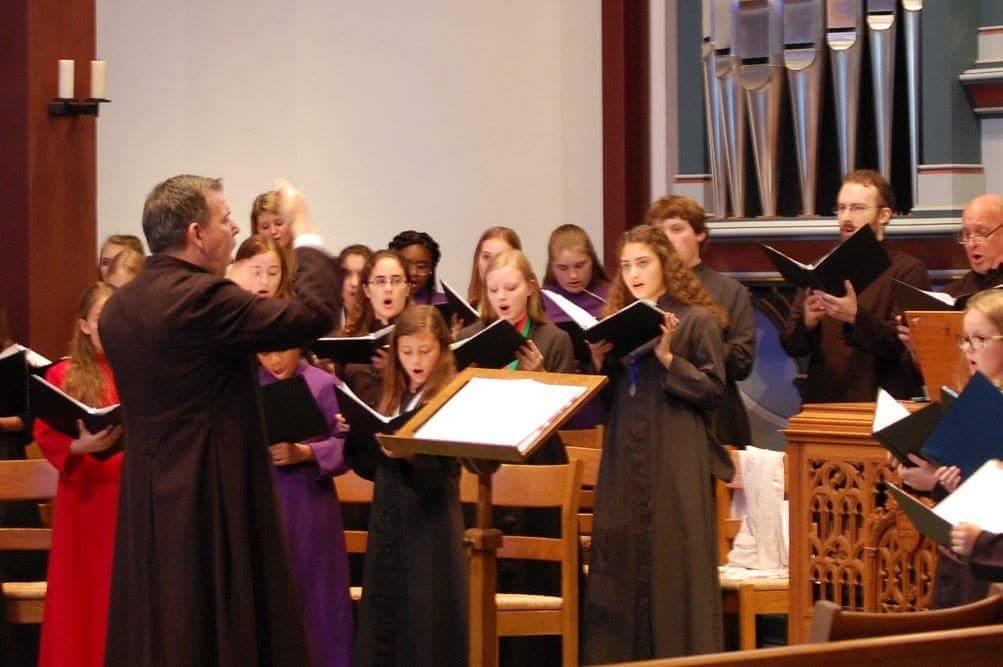 Royal School of Church Music summer course 2016