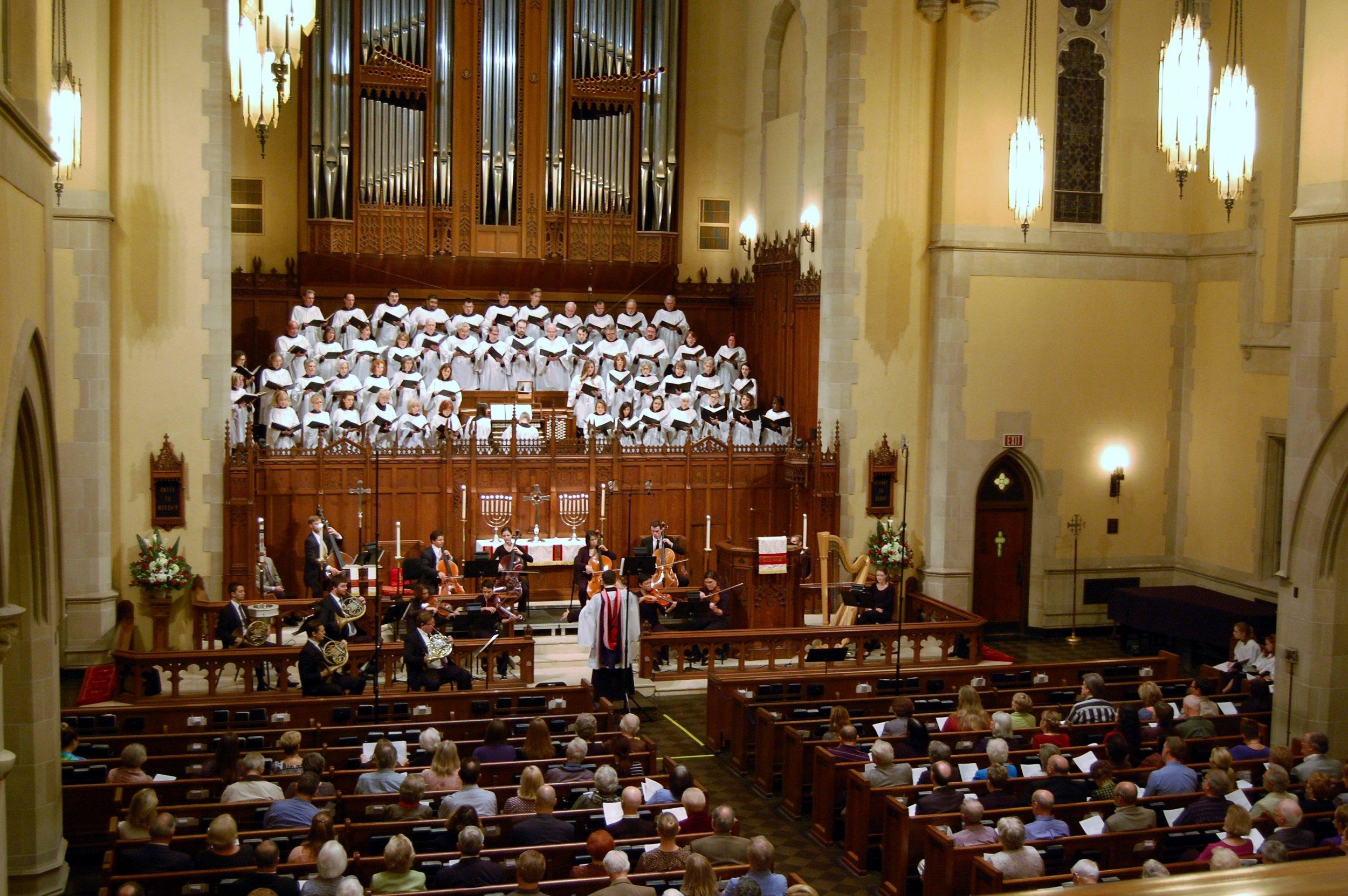 St. Paul's U.M. Church, Houston