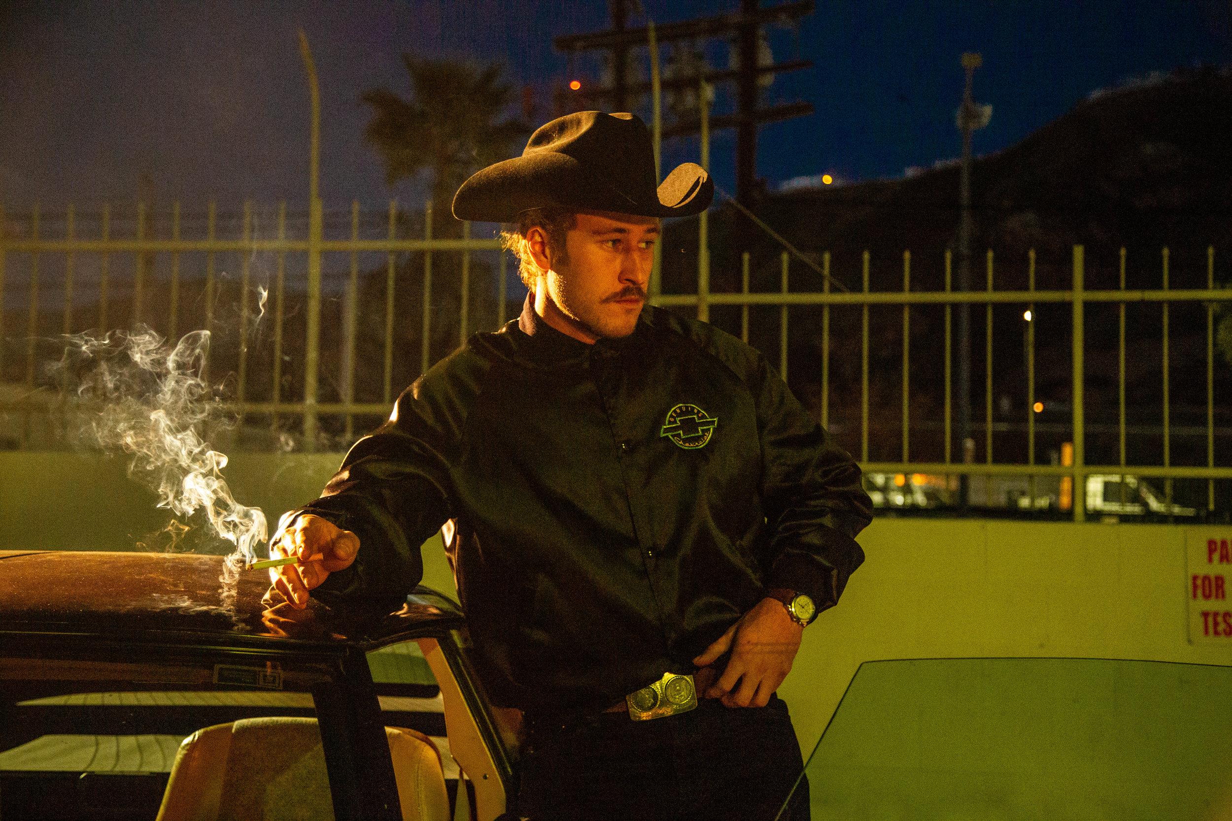 Corvette cowboy -