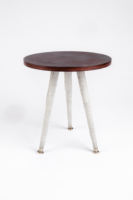 Rosewood-Concrete-SideTables-Lalaya Design