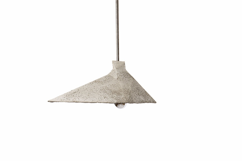 SHADOK concrete pendant light