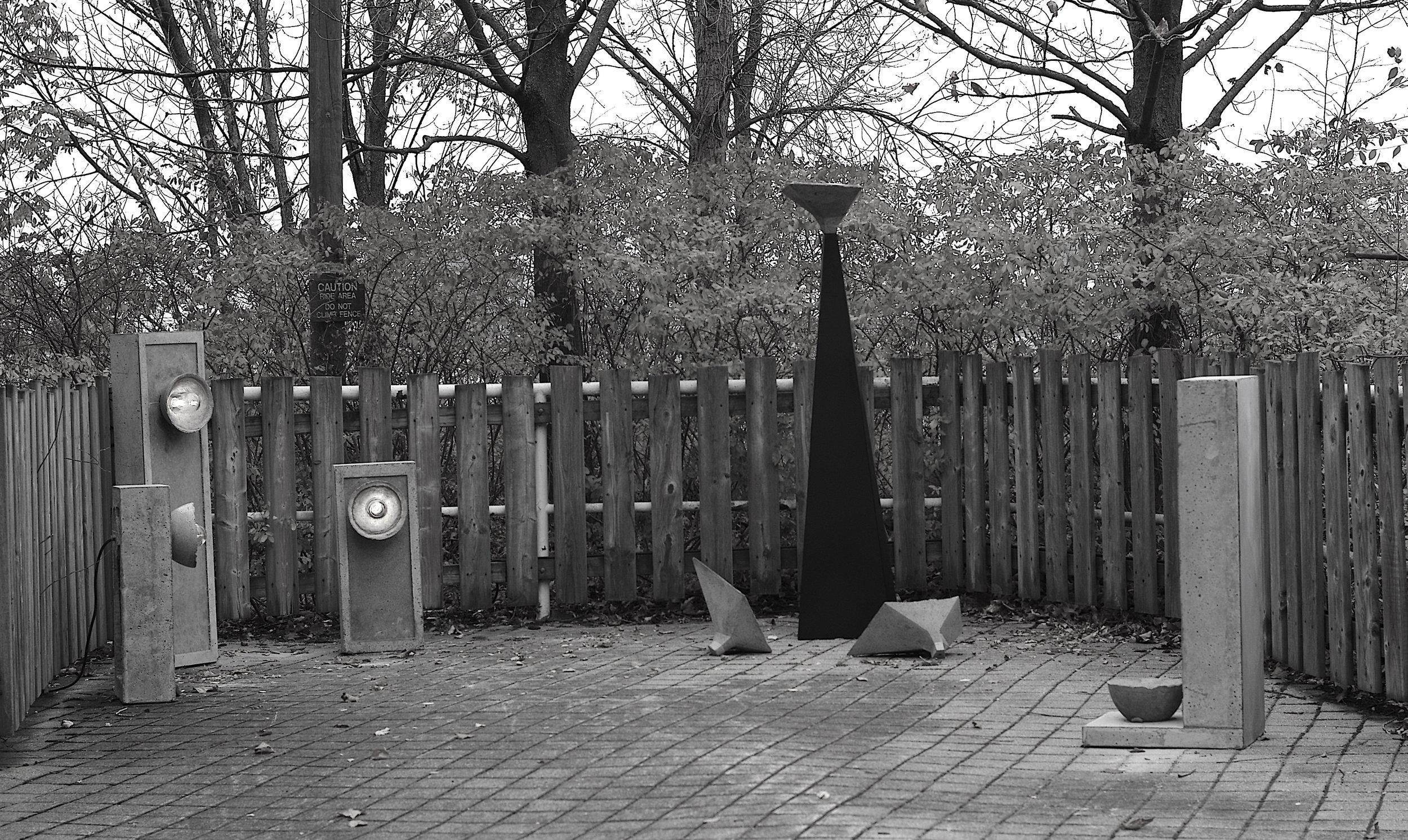 SHADOK & AYÊ - Winter Lights Exhibit - Ontario Place - LALAYA Design