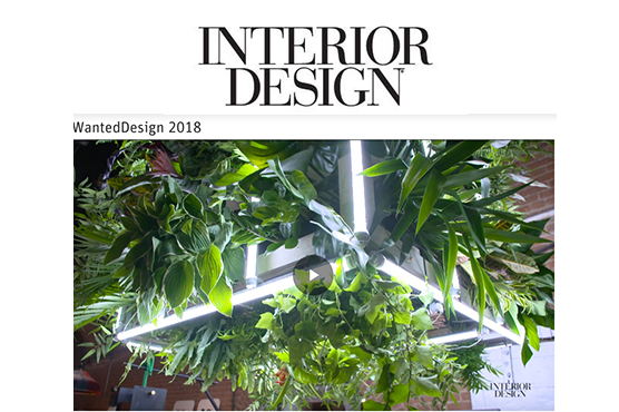 Interior Design Magazine recap of WantedDesign