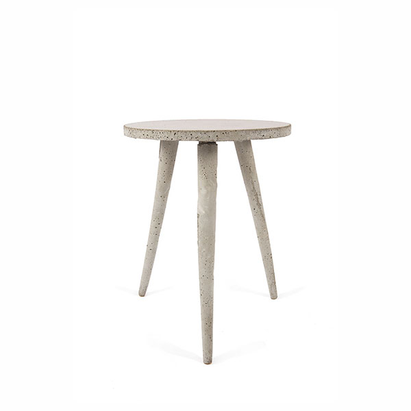 KA TSI KA TA - Concrete Side Table