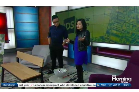 LALAYA Design on Global Morning - Global News