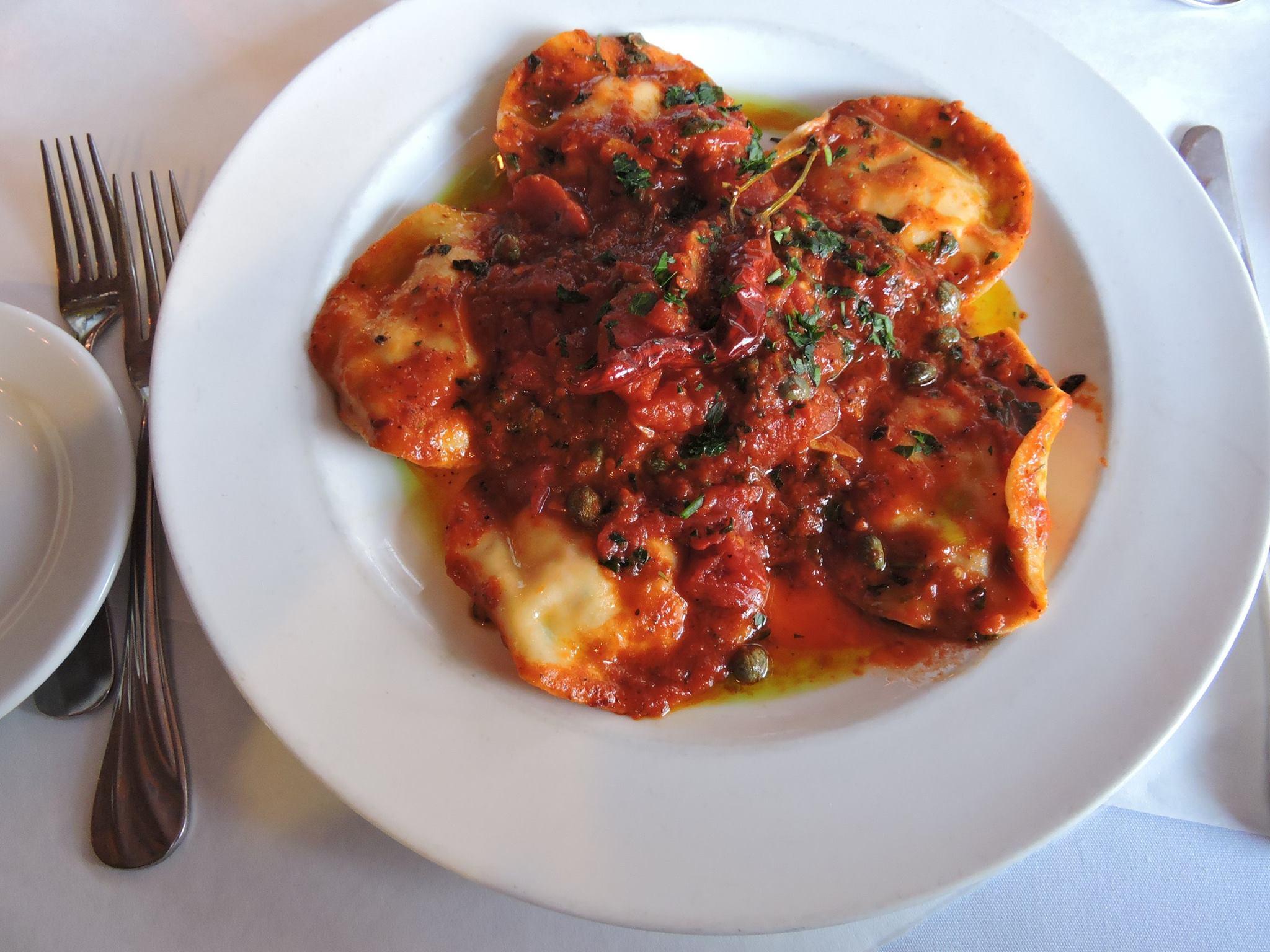 italian restaurant in slo - giuseppe's