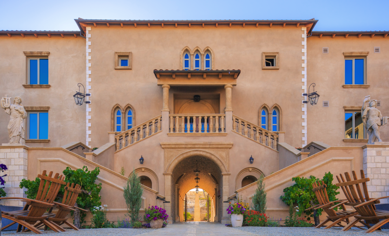 luxury hotel in paso robles