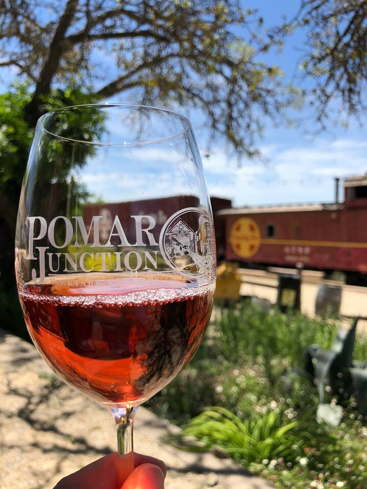 wineries in paso robles - pomar junction