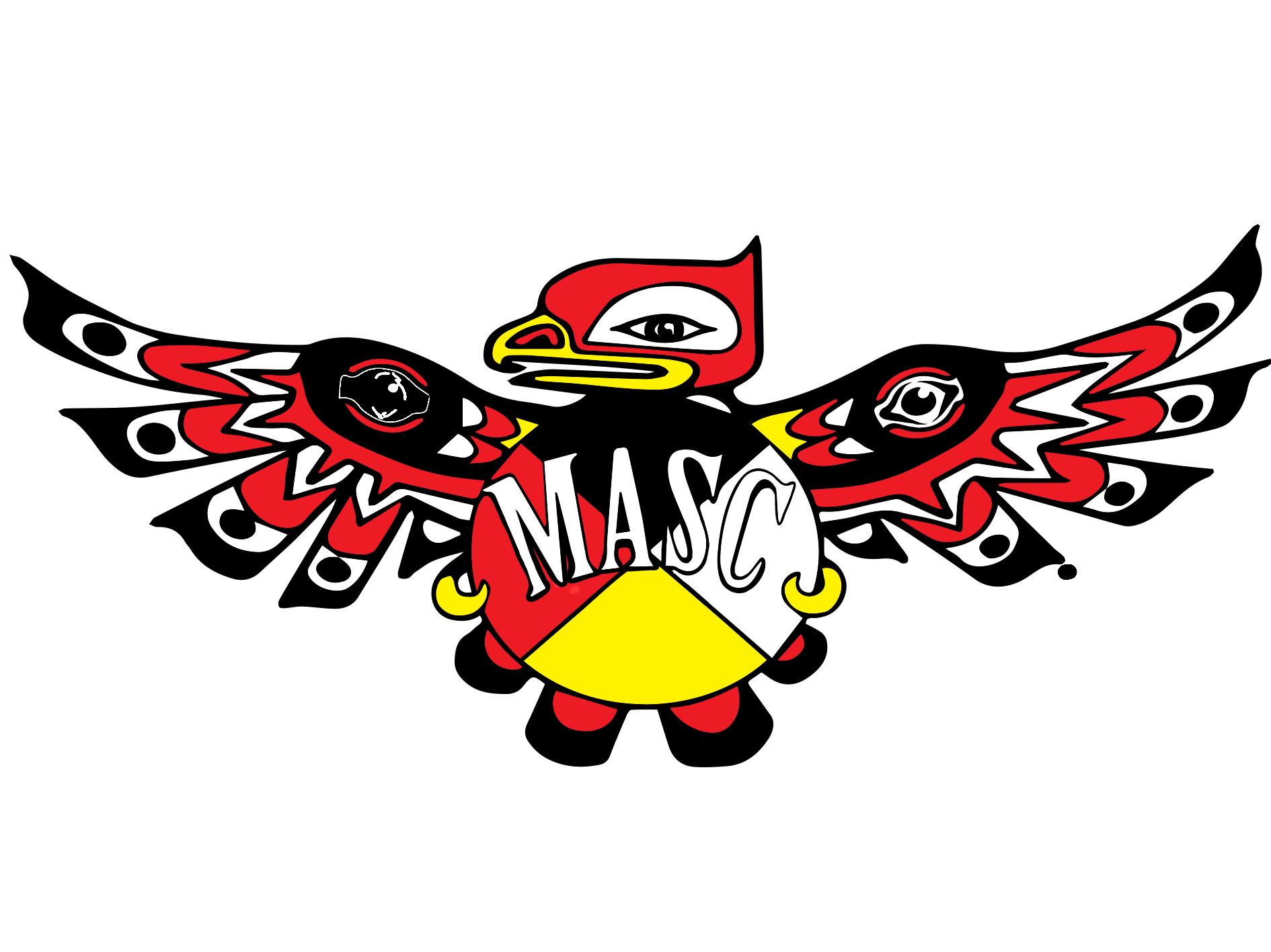 Mouat Aboriginal Student Circle Logo.