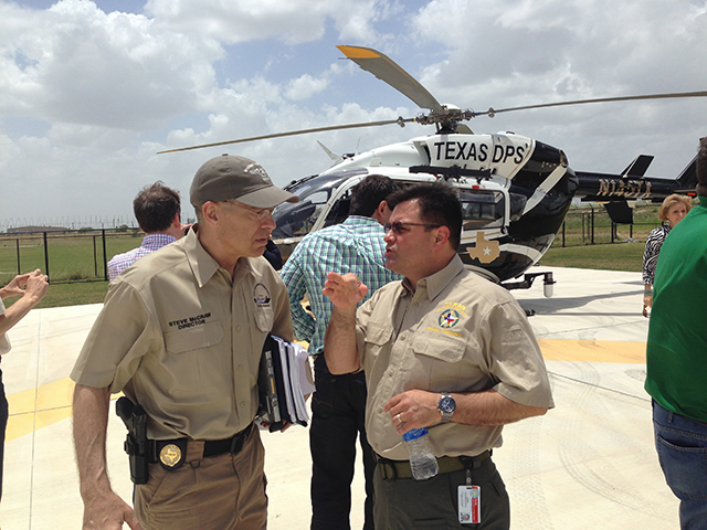 Photo by Operation Secure Texas