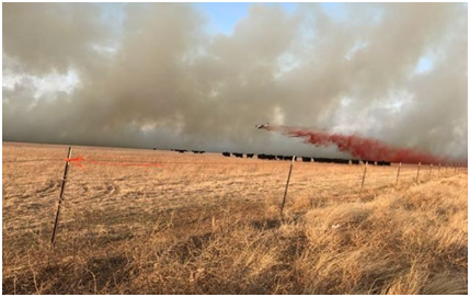 Photo by the Amarillo Fire Department