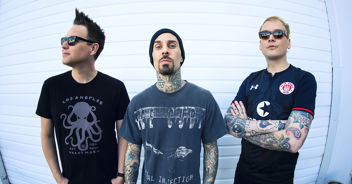 Photo by Blink 182