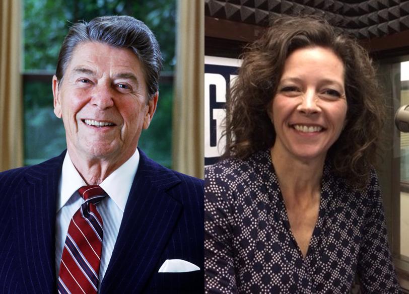 Photos by Reagan Foundation, KGNC-FM