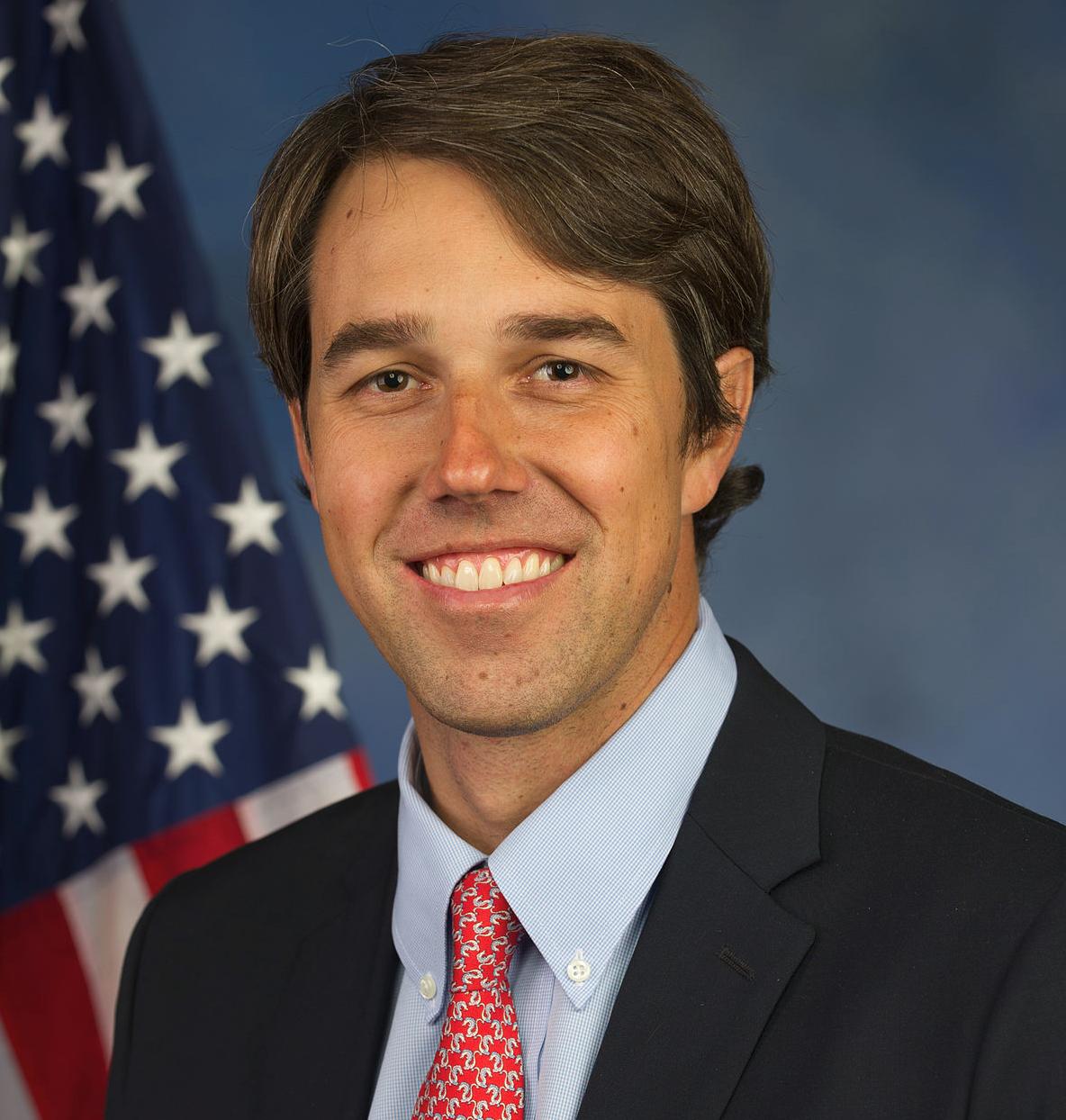 Beto O'Rourke  Photo by U.S. House of Representatives