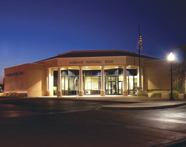 Photo by Lubbock National Bank